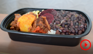 GRAB AND GO LUNCH… IN AND OUT IN NO TIME