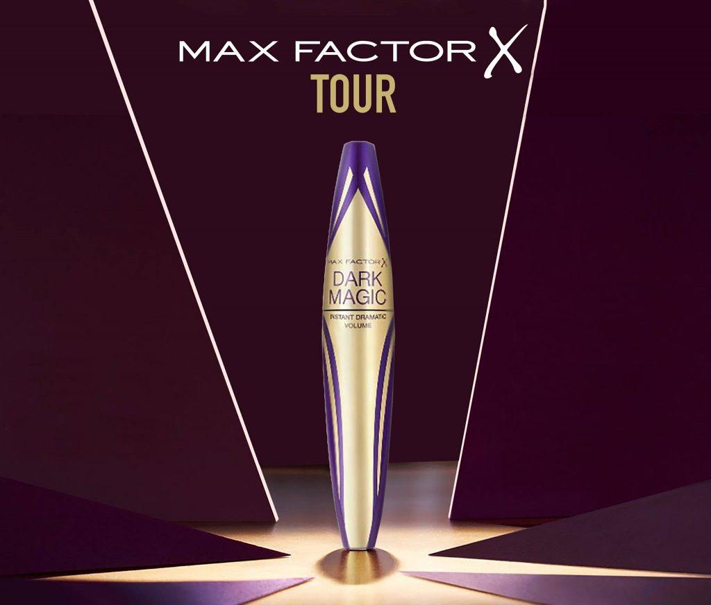 Max factor Make up Tour