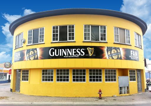 Guiness building exterior