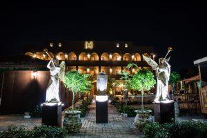Exterior-plus-statues