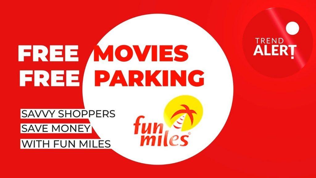 Free Movies Free Parking Funmiles