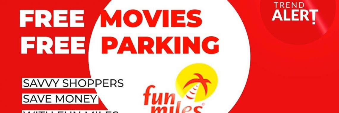 Free Movies Free Parking Funmiles