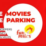 FREE MOVIES, FREE SHOPPING AND FREE PARKING.