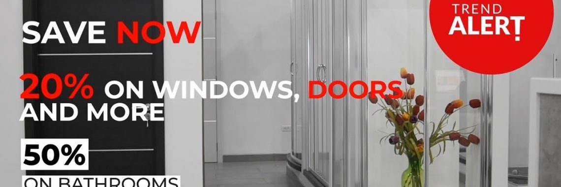 Save on windows and doors