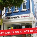 BLACK FRIDAY SALE IS ON AT KOK OPTICA