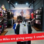 NIKE AND FUN MILES ARE GIVING AWAY 5 SNEAKERS AND 20.000 FUN MILES